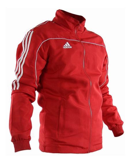 Ithaca adidas - Chamarra Tracksuit Jacket Roja Karate