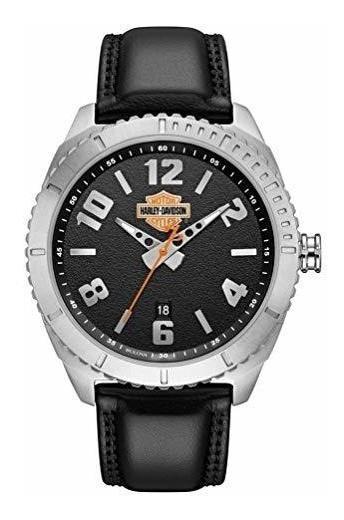 Relojes De Pulsera Para Hombre 76b181 Harley-davidson