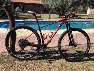 Bicicleta Mountain Bike Rodado 29 Specialized