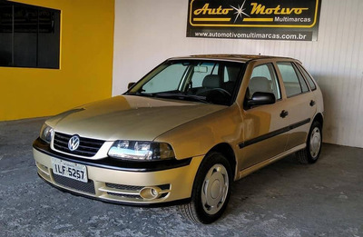 Volkswagen Gol 1.6 Mi Power 8v Flex 4p Manual G.iii