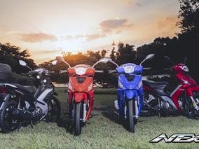 Yamaha Crypton / Honda Pop100 - Nova Suzuki Nex 110cc