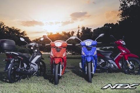 Honda Biz 110 / Pop 100 - Suzuki Nex 110cc 0km 18/19