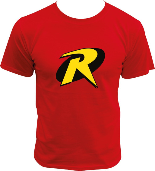 Playera De Robin Batman Dc Comics