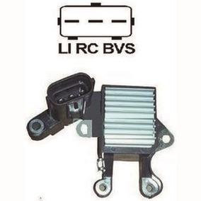 Regulador De Tensao Land Rover Discovery Iii 2004-2009 Ikro