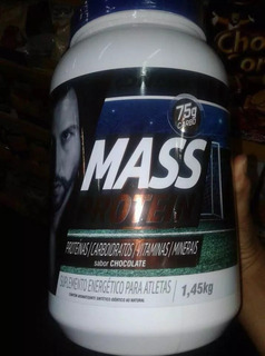 Mass Way Protein 1,5kg Edition Fabio Varios Sabores