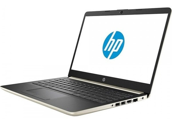 Laptop Hp 14-cf0006dx Intel Core I3 Ram 4gb 128gb Ssd Win 10
