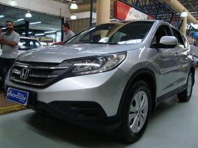 Honda Cr-v Lx 2.0 Flex 2012 Automática Prata (completa)