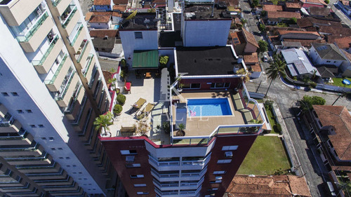 Cobertura Com 3 Dorms, Canto Do Forte, Praia Grande - R$ 1.2 Mi, Cod: 5419 - V5419