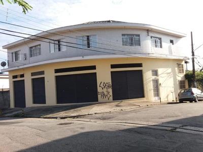 Galpão Para Alugar, 200 M² Por R$ 3.500/mês - Ayrosa - Osasco/sp - Ga0192