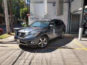 Nissan Pathfinder 5p Exclusive Aut V6