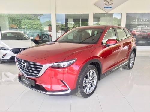 Mazda Cx9 Signature 2,5l  2020 Rojo Diamante