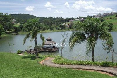 Terreno À Venda, 1000 M² Por R$ 530.000 - Condomínio Villagio Paradiso - Itatiba/sp - Te0127