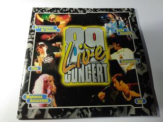 Cd 89 Live Concert Barão Vermelho Irá Titãs Paralamas