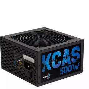 Fonte Aerocool 500w 80plus Bronze Kcas-500w Pfc Ativo 59765