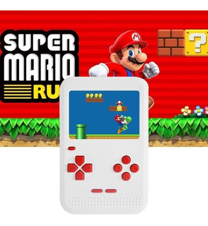 Mini Consola Retro De Video Juego - 129 Juegos