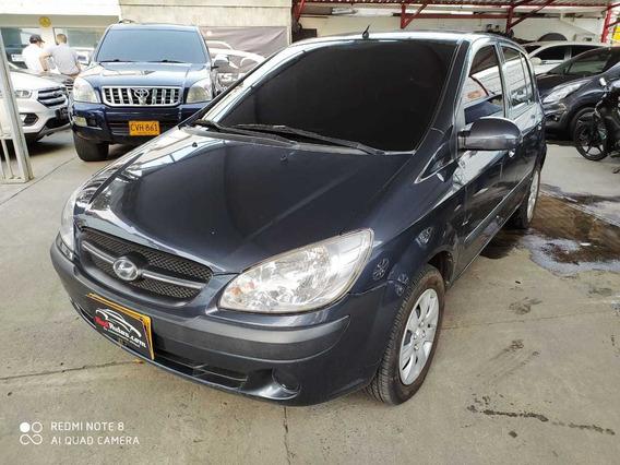 Hyundai Getz 2011 Gl/gls Automatico 1.6 5p 16v Aa