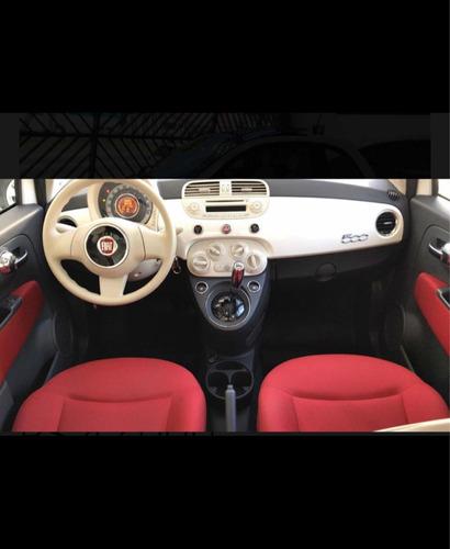 Imagem 1 de 3 de Fiat 500 2012 1.4 Cult Flex Dualogic 3p