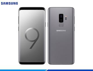 Smartphone Samsung Galaxy S9+ ( Sm-g9650/ds ) 6.2 |