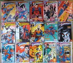 Gibi Superman Coleção Panini 26 Hq Semi Novo - Frete Grátis