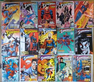 Superman Coleção Panini 26 Hq Gibi Semi Novo - Frete Grátis