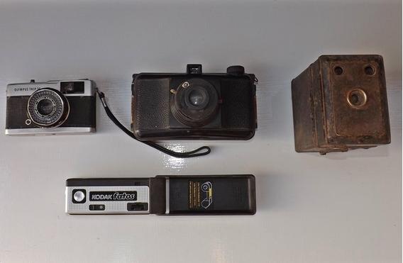 04 Antigas Máquinas Fotograficas ( Agfa Fotografo Filme )