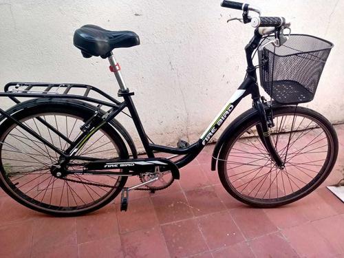 Bicicleta De Paseo Fire Bird R26 - Impecable, Poco Uso