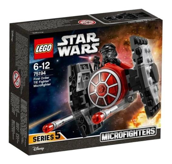 Lego 75194 Star Wars Microfighter Caza Tie Primera Orden