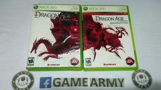 Dragon Age Origins + Awakening Xbox 360