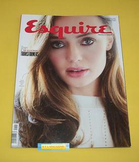 Laura Haddock Maluma Transformers Revista Esquire 2017