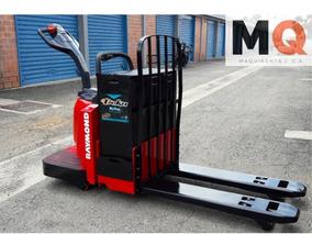 Transpaleta Electrica 3000 Kg + Cargador + Garantia