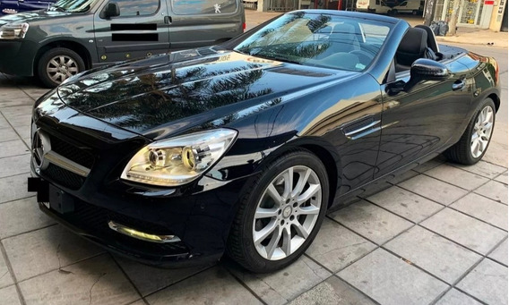 Mercedes-benz Clase Slk 3.5 Slk350 Cgi B.efficiency At 2012