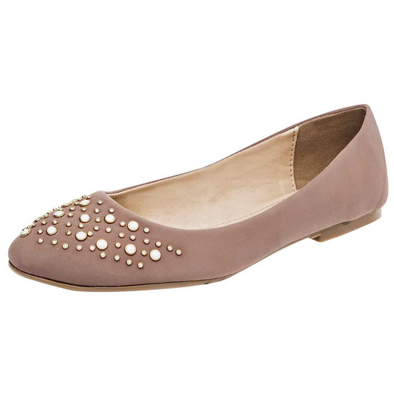 Zapato De Piso Dama Been Class 10706 Beige 22-26 79960 T2
