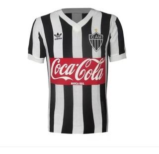 Camisa Retro Atletico Mg adidas Coca Cola 1989
