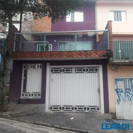 Sobrado - Vila Baeta Neves - Sp - 587615