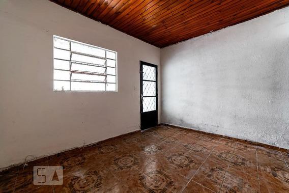 Casa Para Aluguel - Jardim Brasil, 1 Quarto, 80 - 892999319