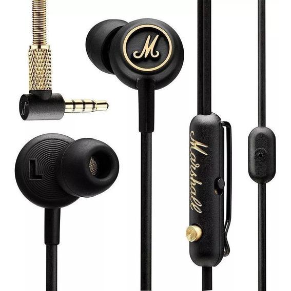Marshall Mode Eq Auricular In Ear Control Y Ecualizador