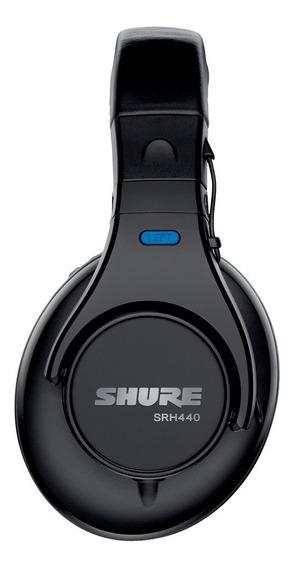 Shure Fone De Ouvido Srh440