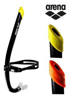 Arena Swim Snorkel Pro Tuba Frontal Entrenamiento Natación
