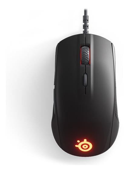 Stelseries Mouse Gamer Steelseries Rival 110 7200dpi Rgb