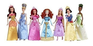 Ultimate Disney Princess Collection 7 Muñecas: Belle Cenicie