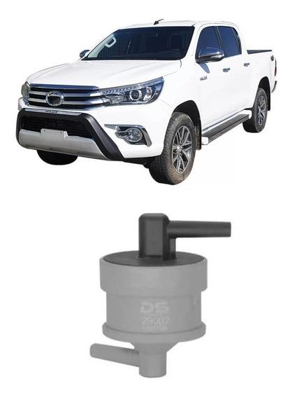 Filtro Do Sensor Map - Toyota Sw4 Hilux 2.8 2016 Em Diante