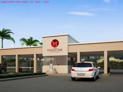 Vender Terreno Em Indaiatuba, No Condominio Jardim Mantova. - Tr02399 - 2916423