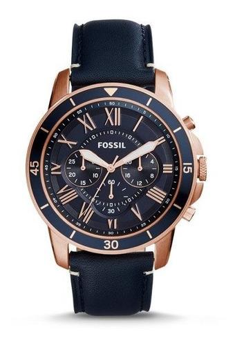 Fossil Grant Sport Fs5237 Cronografo Reloj Hombre 44mm