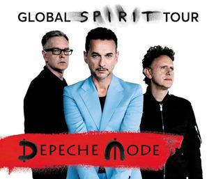 2 Entradas Para Depeche Mode - Campo - 24/3 La Plata