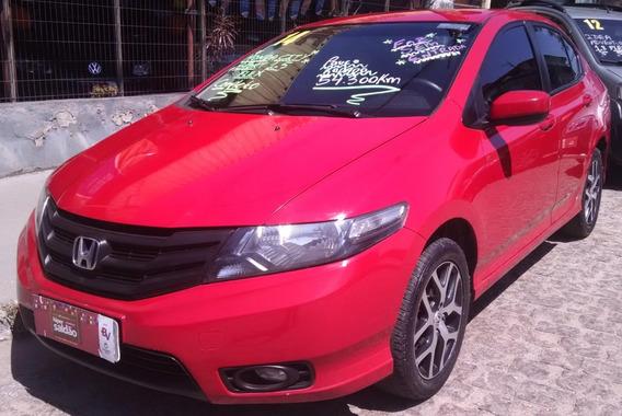 Honda City Sport 1.5 Flex Ano 2014 Imperdível