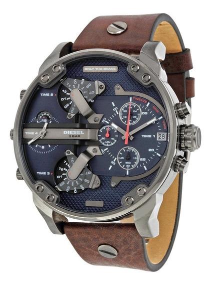 Relógio Diesel Mr. Daddy Dz7314 100% Original Na Caixa