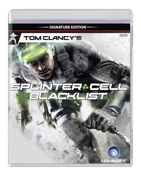 Splinter Cell Blacklist - Ps3