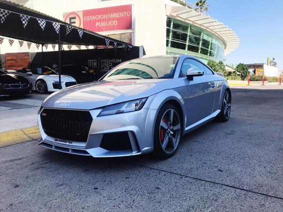 Audi Tt Ttrs 400hp