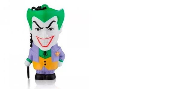 Pen Drive Multilaser Dc Comics Coringa 8gb - Pd088