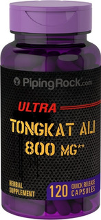 Tongkat Ali Long Jack 800mg 120capsulas Importado Pronta Ent